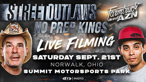 FNA heading to Summit Motorsports Park in Ohio for an episode of No Prep Kings!