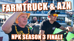 HANGING WITH FARMTRUCK & AZN - NO PREP KINGS SEASON 3 FINALE