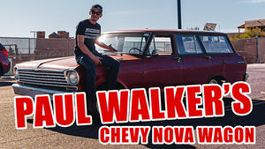 WE BOUGHT PAUL WALKER'S 63 CHEVY NOVA WAGON! Ep.1