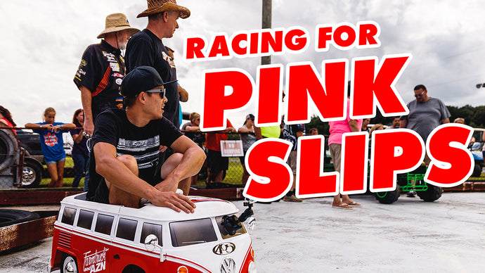 AZN RACING FOR PINK SLIPS