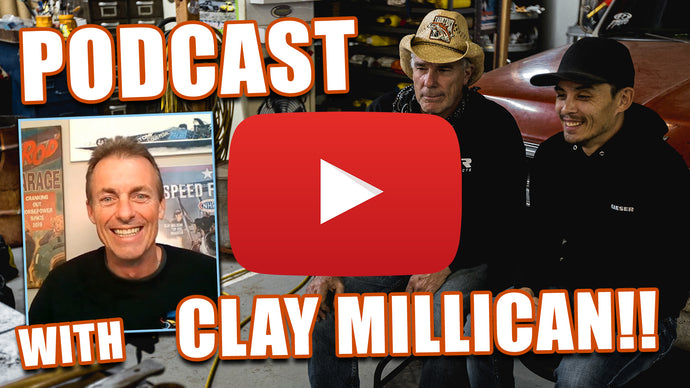 FnA on the Clay Millican Podcast!