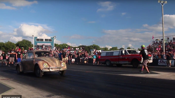 Dung Beetle vs. Farmtruck at Outlaw Armageddon