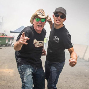 Farmtruck and AZN T-shirts