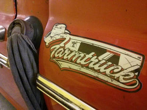 Farmtruck Classic Decal