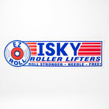 Isky Racing Co. Decals 2-Pack