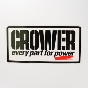 Crower Racing Products Decal Pack