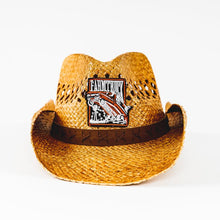 Farmtruck's Straw Hat - Kid Sized