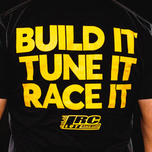 Lutz Race Cars - Build It - Tune It - Race It - Tshirt
