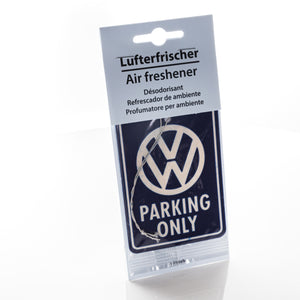 VW Collection - VW AIR FRESHENER - Fresh/Parking ONLY by BRISA