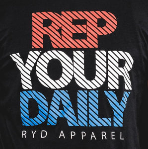 Rep Your Daily T Shirt