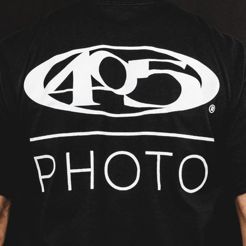 405 Photo Logo T-shirt