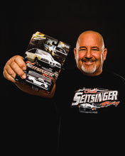"Chuck Seitsinger ""Death Trap"" Diecast Replica - 1/64th Scale"
