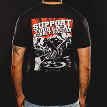 6Sixty Street/405 - Support Your Local Street Racer T-Shirt