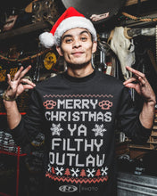 Merry Christmas Ya Filthy Outlaw Sweater
