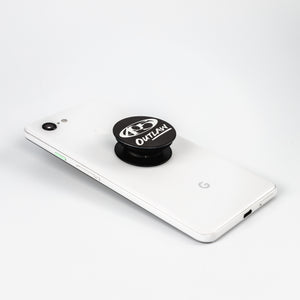 405 outlaw phone popper black pop socket