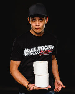 farmtruck and azn roll racing tshirt