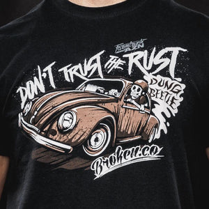 Don't Trust The Rust Dung Beetle Shirt