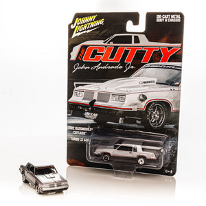 "John Andrade ""The Cutty"" Diecast Replica - 1/64th Scale"