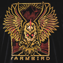 Black Farmbird T-Shirt