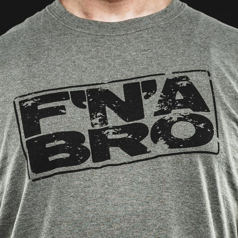 FNA BRO T-Shirt Green