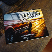 farmtruck and azn calendar