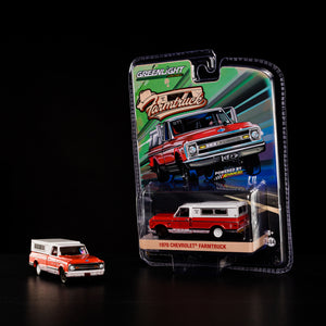 Farmtruck Diecast Replica 1/64