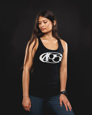 Women's 405 Racer Back Tank Top