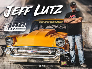 Jeff Lutz and The 57 Poster 18X24