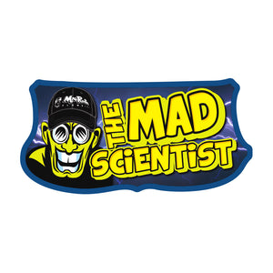 Mad Scientist Decal