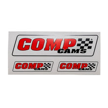 COMP CAMS Stickers 3PK