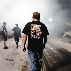 Farmtruck racing shirt