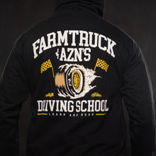 FARMTRUCK AND AZN DRIVING SCHOOL LEARN AND BURN STREETOUTLAWS