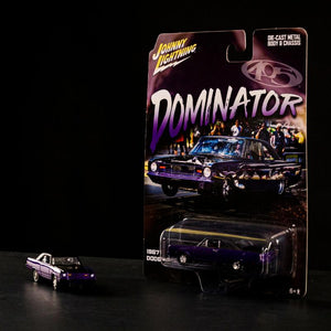 Joe Woods - Dominator Diecast Replica - 1/64th Scale