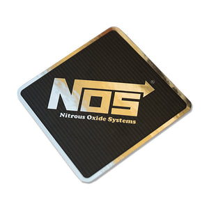 NOS Diamond Shape Decal