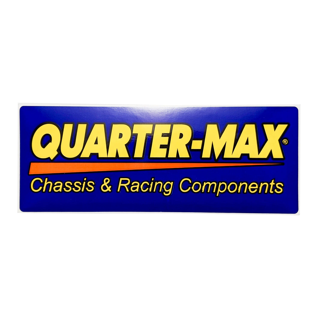 Quarter-Max Sticker