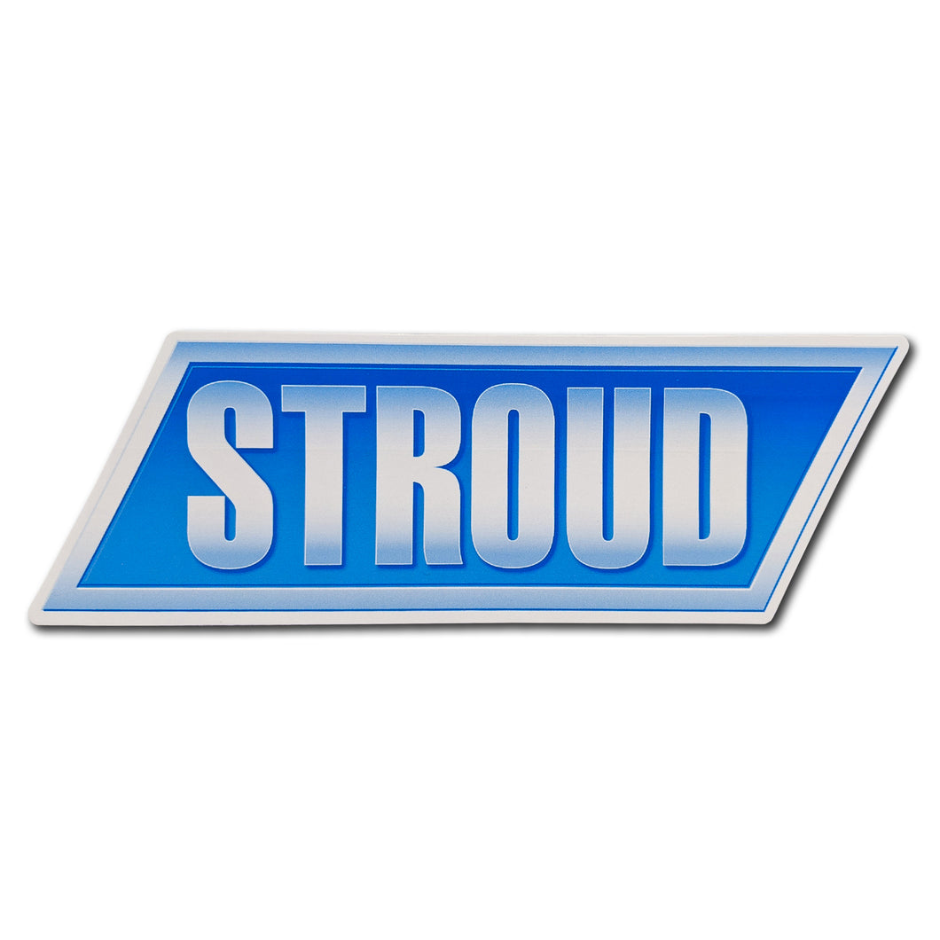 Stroud Safety - Sticker