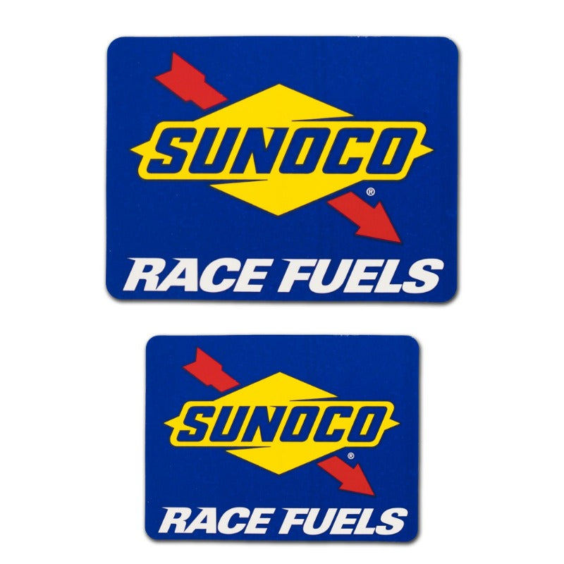 Sunoco Racing Fuels Sticker 2pk
