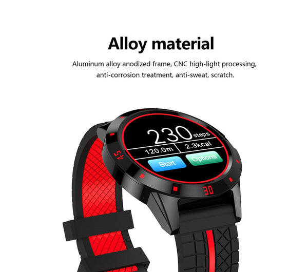 Diggro DI02 Smart Watch - androidsmartgear
