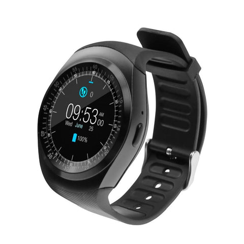 Cawono Bluetooth Y1 Smart Watch