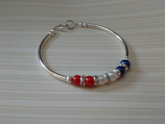 Spirit of America Bangle Bracelet