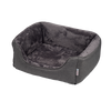 Gor Pets Ultima Dog Bed - Grey Canvas
