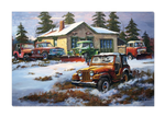"""Willys Place"" Canvas"