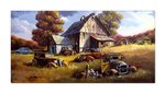 """Autumn Afternoon"" Canvas"
