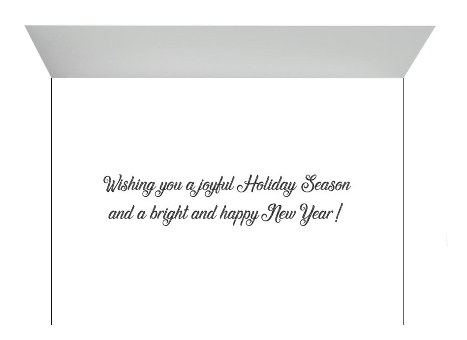 Chrome For The Holidays - Holiday Card
