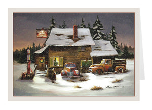 Winter Store - Holiday Card
