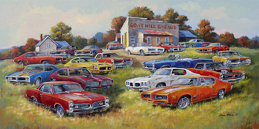 """Goat Hill Garage"""