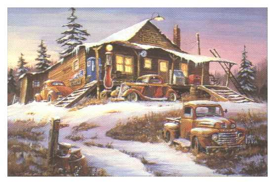 """The Country Store"""