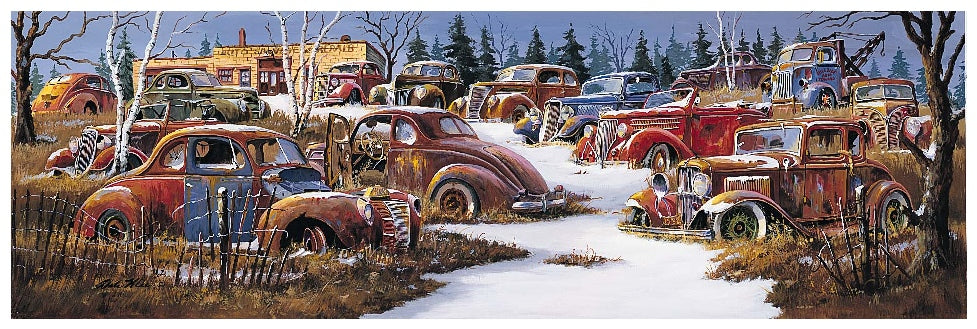 """Winter Junkyard"""
