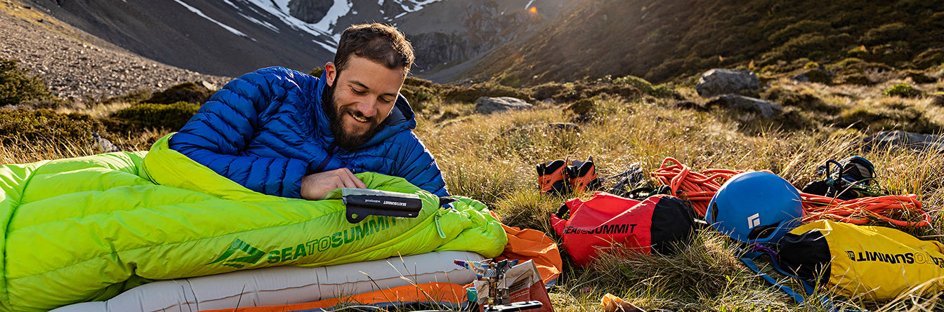Leading Publications LOVE THE ASCENT SLEEPING BAG AND WOMEN'S ULTRALIGHT MAT: WHY THIS MATTERS