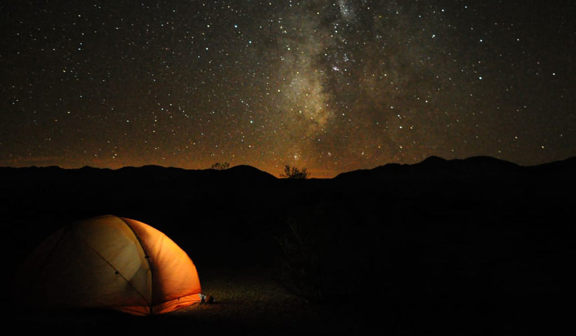 The Best Backcountry Camping Destinations in Death Valley National Park